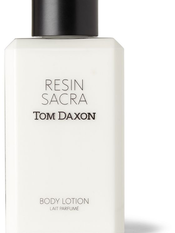 Tom Daxon Resin Sacra Body Lotion, 250ml