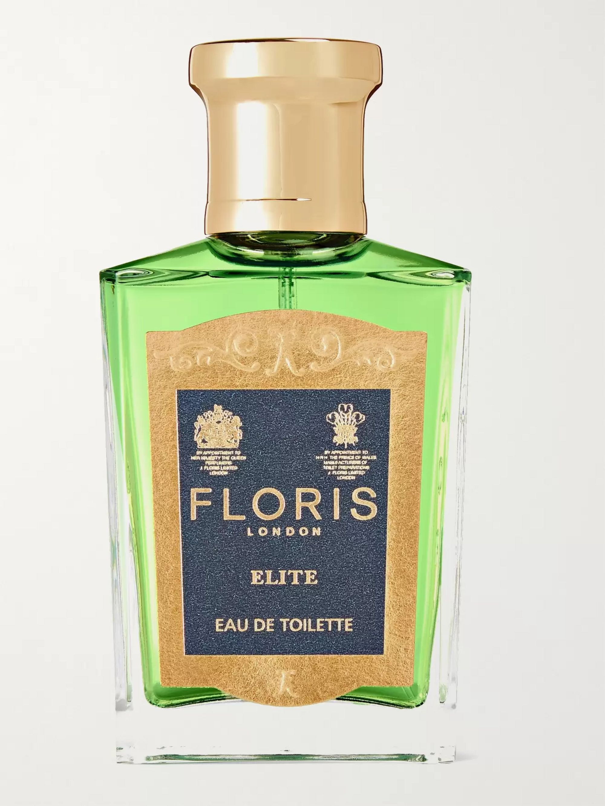 Floris London Elite Eau de Toilette - Cedar Leaf, Patchouli, 50ml