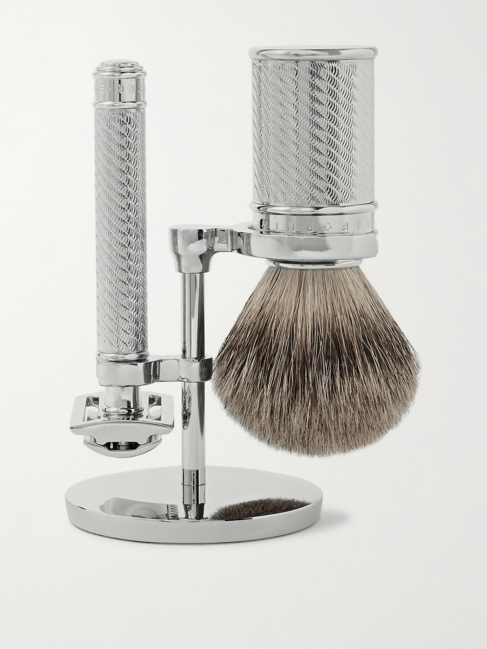 Baxter of California Three-Piece Shaving Set
