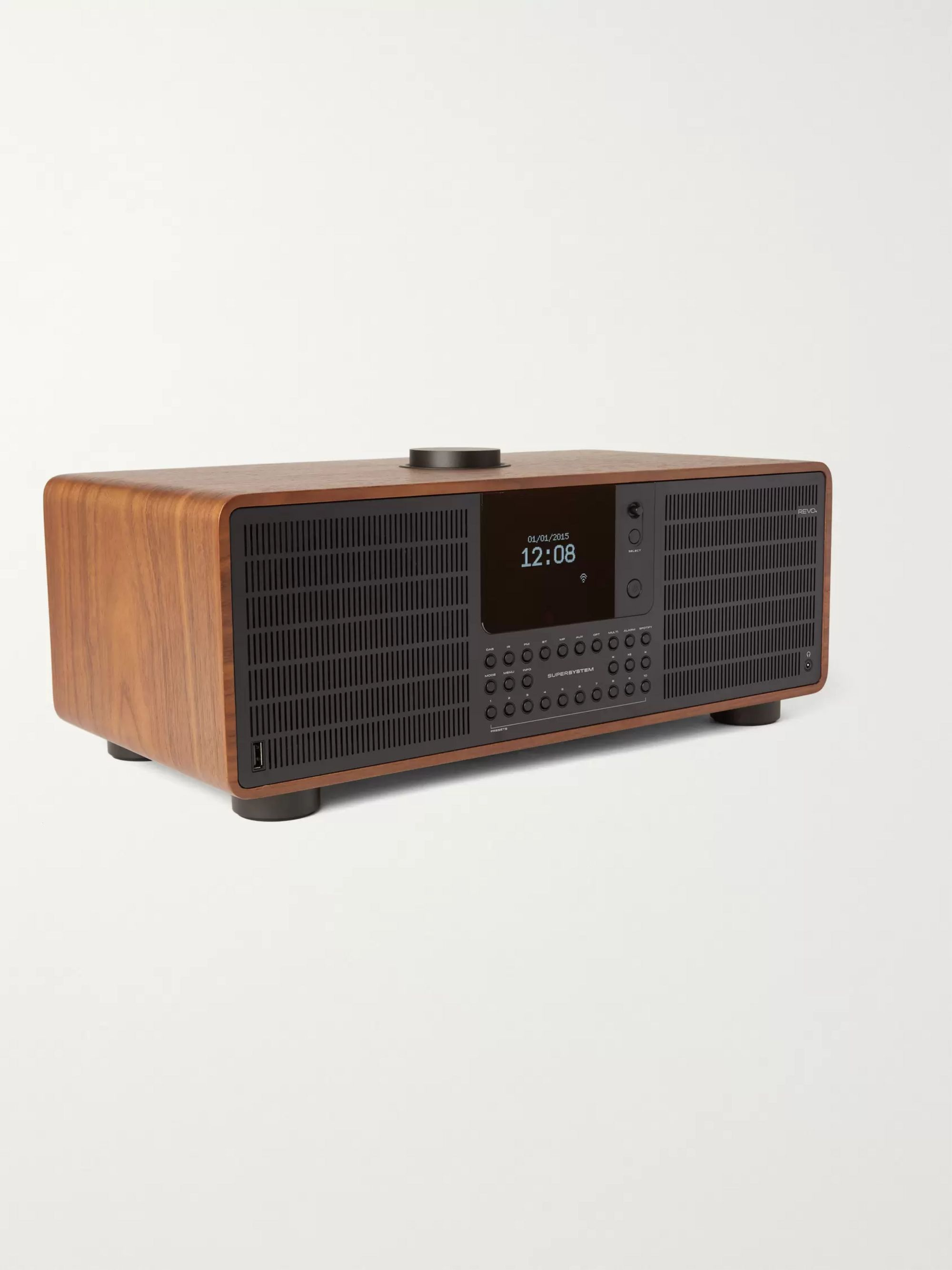 Revo SuperSystem All-Digital Radio and Music Player