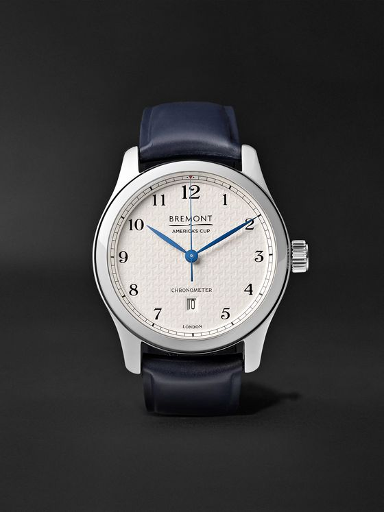 Bremont AC I Automatic Chronometer 43mm Stainless Steel and Rubber Watch