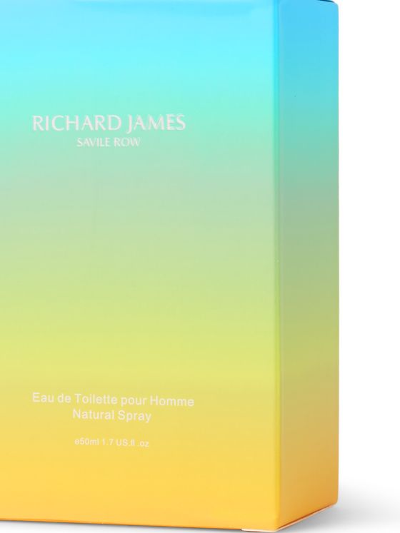 Richard James Richard James Savile Row Eau de Toilette, 50ml