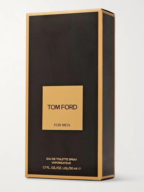 TOM FORD BEAUTY Tom Ford for Men Eau de Toilette - Bergamot, Mandarin Zest & Grapefruit Flower, 50ml