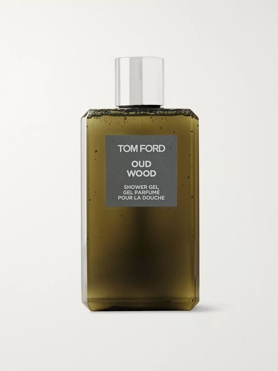 TOM FORD BEAUTY Oud Wood Shower Gel, 250ml