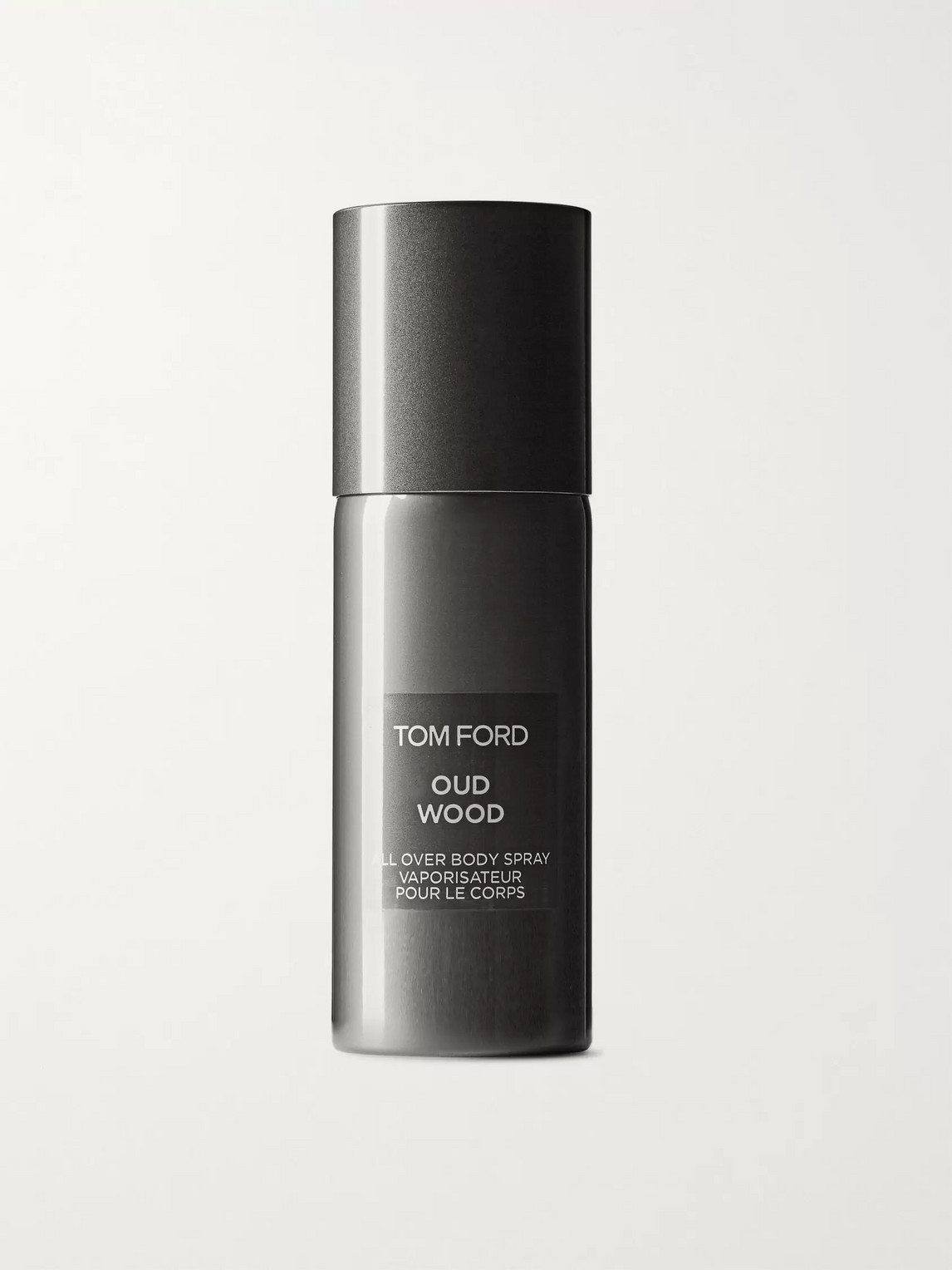 Tom Ford Oud Wood All Over Body Spray, 4.0 Oz./ 150 ml In Colorless