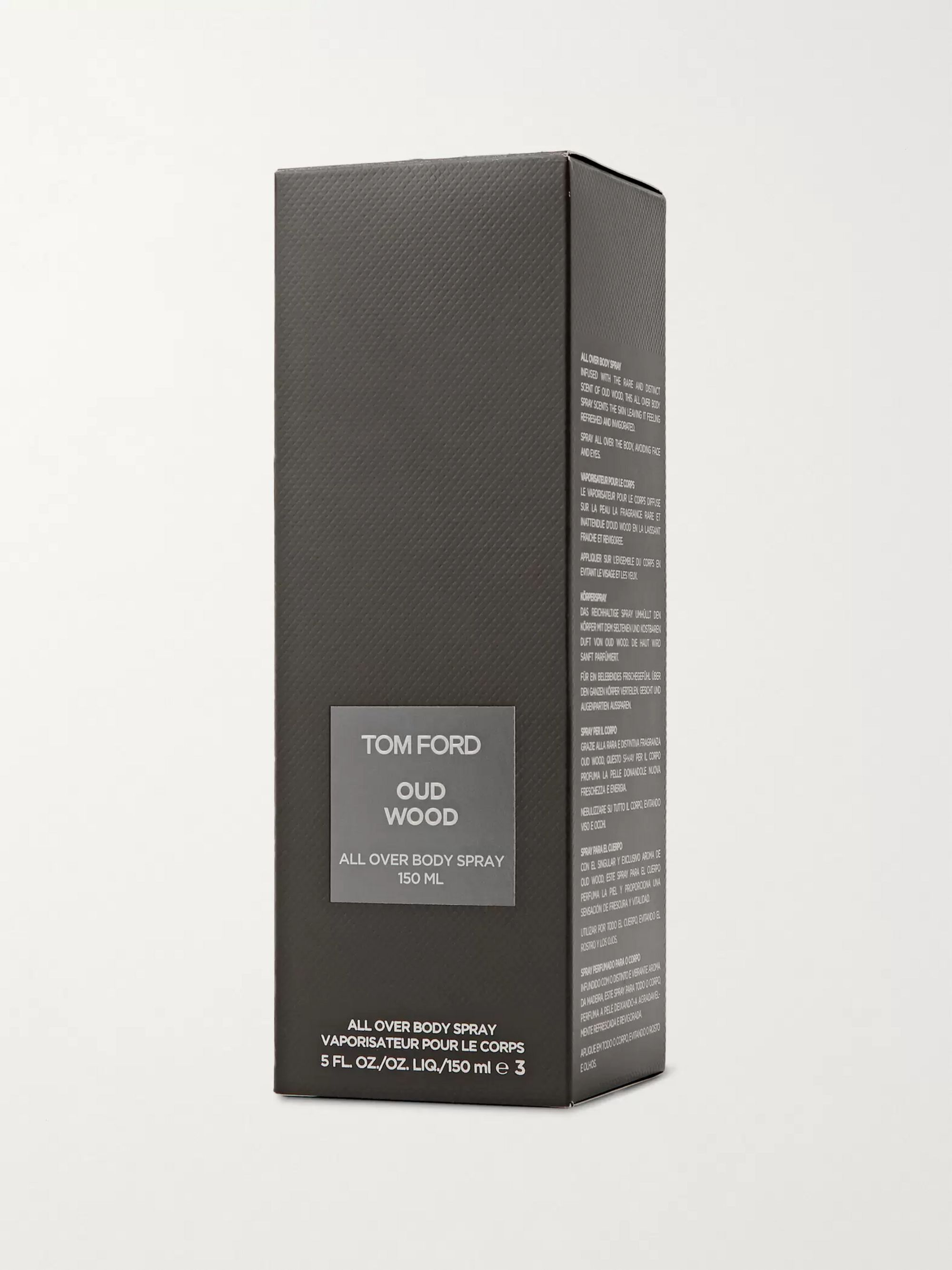 TOM FORD BEAUTY Oud Wood All Over Body Spray, 150ml