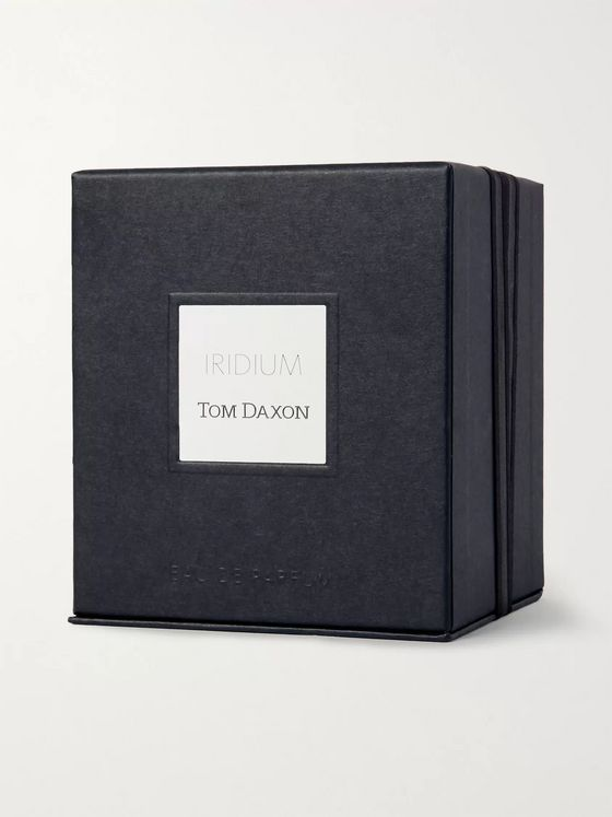 Tom Daxon Iridium Eau De Parfum - Iris & Cedarwood, 50ml