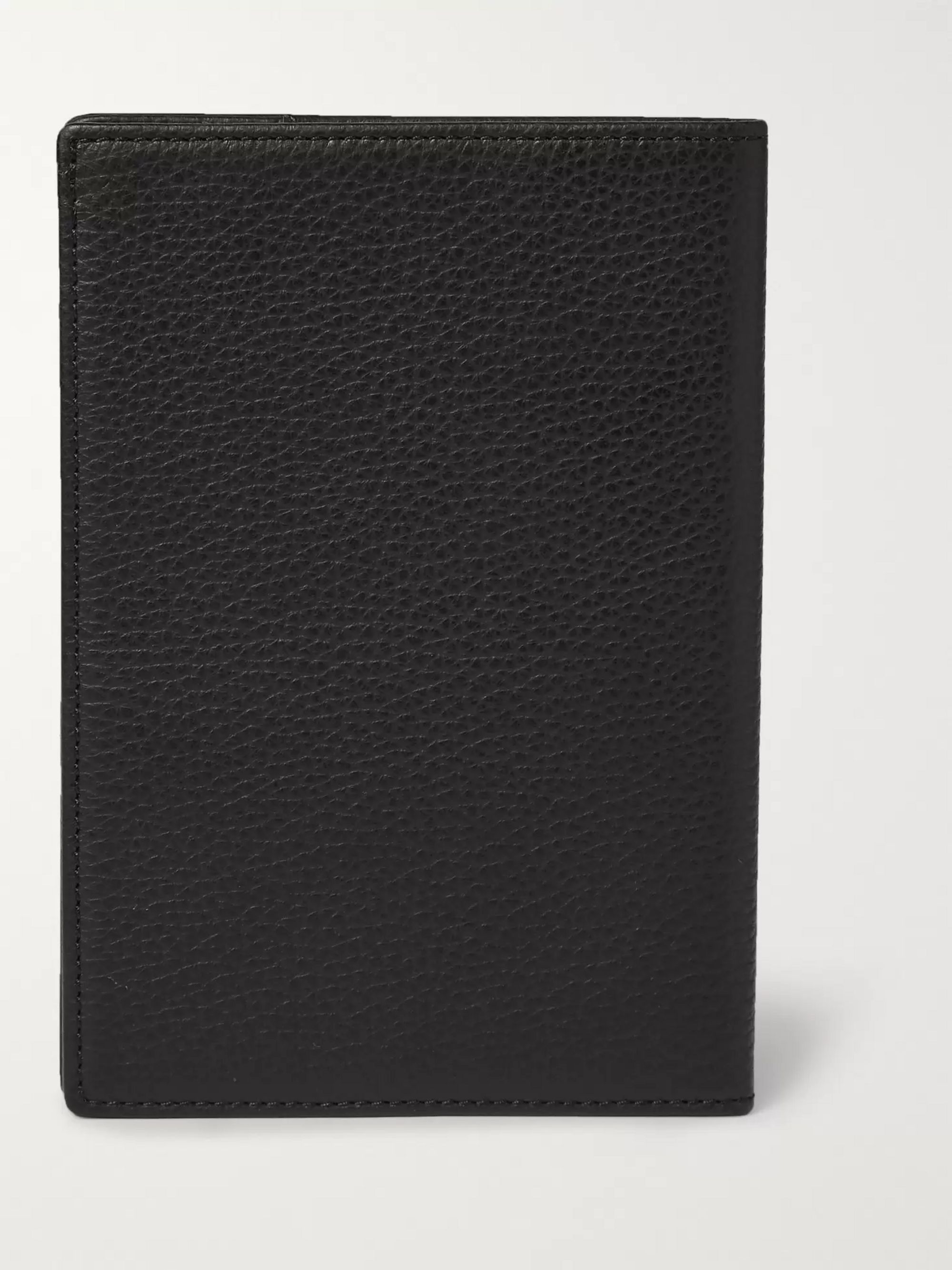 Montblanc Meisterstück Full-Grain Leather Passport Cover