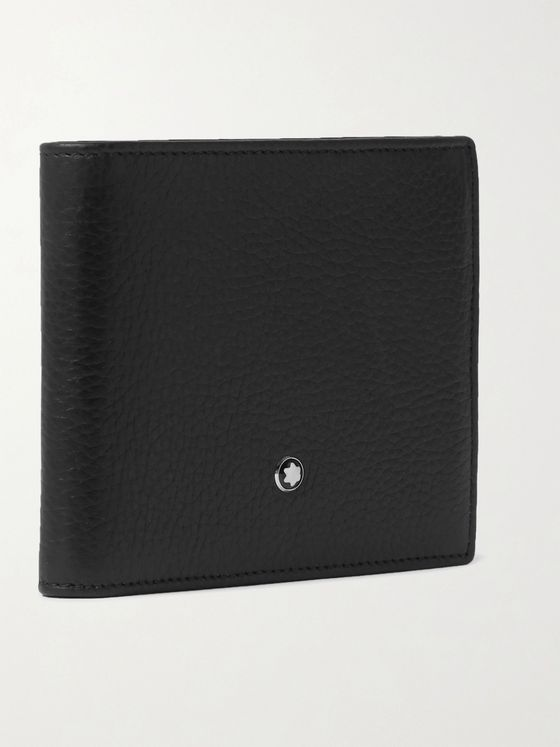 Montblanc Meisterstück Full-Grain Leather Billfold Wallet