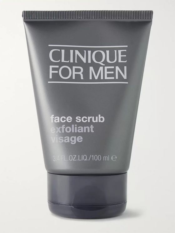 Clinique For Men Face Scrub, 100ml