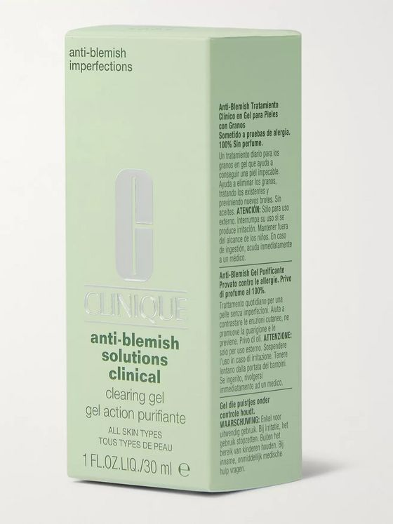Clinique For Men Anti-Blemish Clinical Clearing Gel, 30ml
