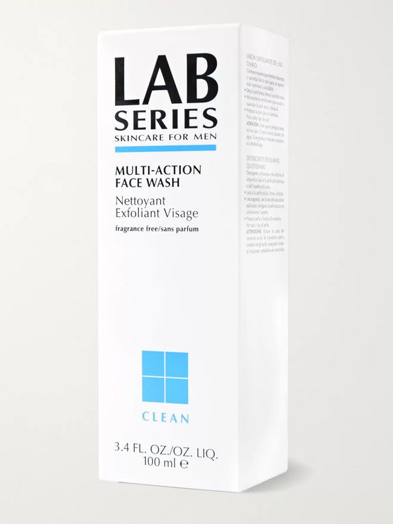 Lab Series Multi-Action Face Wash, 100ml