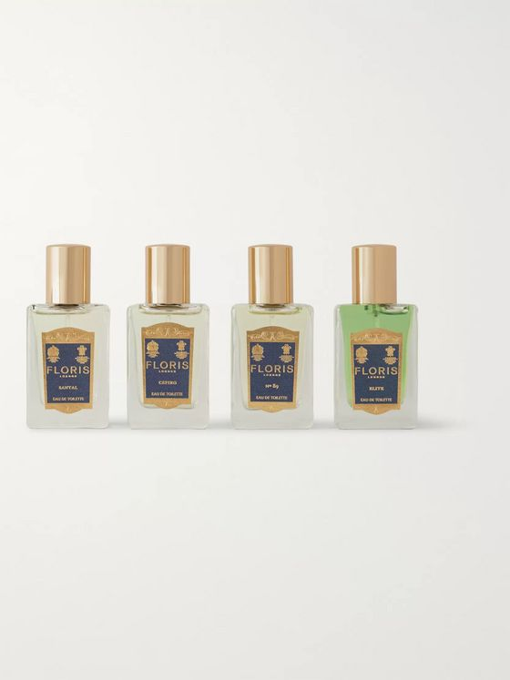 Floris London Fragrance Travel Collection For Him, 4 x 14ml