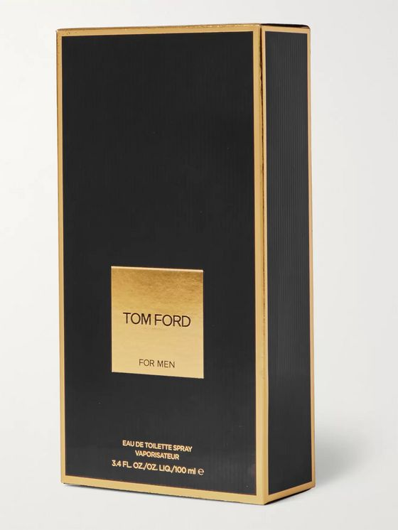 TOM FORD BEAUTY Tom Ford For Men Eau de Toilette - Bergamot, Mandarin Zest & Grapefruit Flower, 100ml