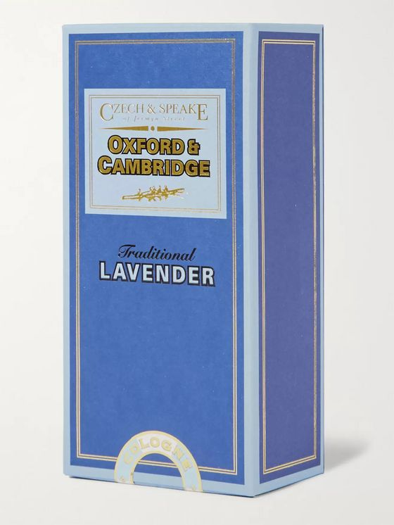 Czech & Speake Oxford & Cambridge Cologne Spray - Lavender, 100ml