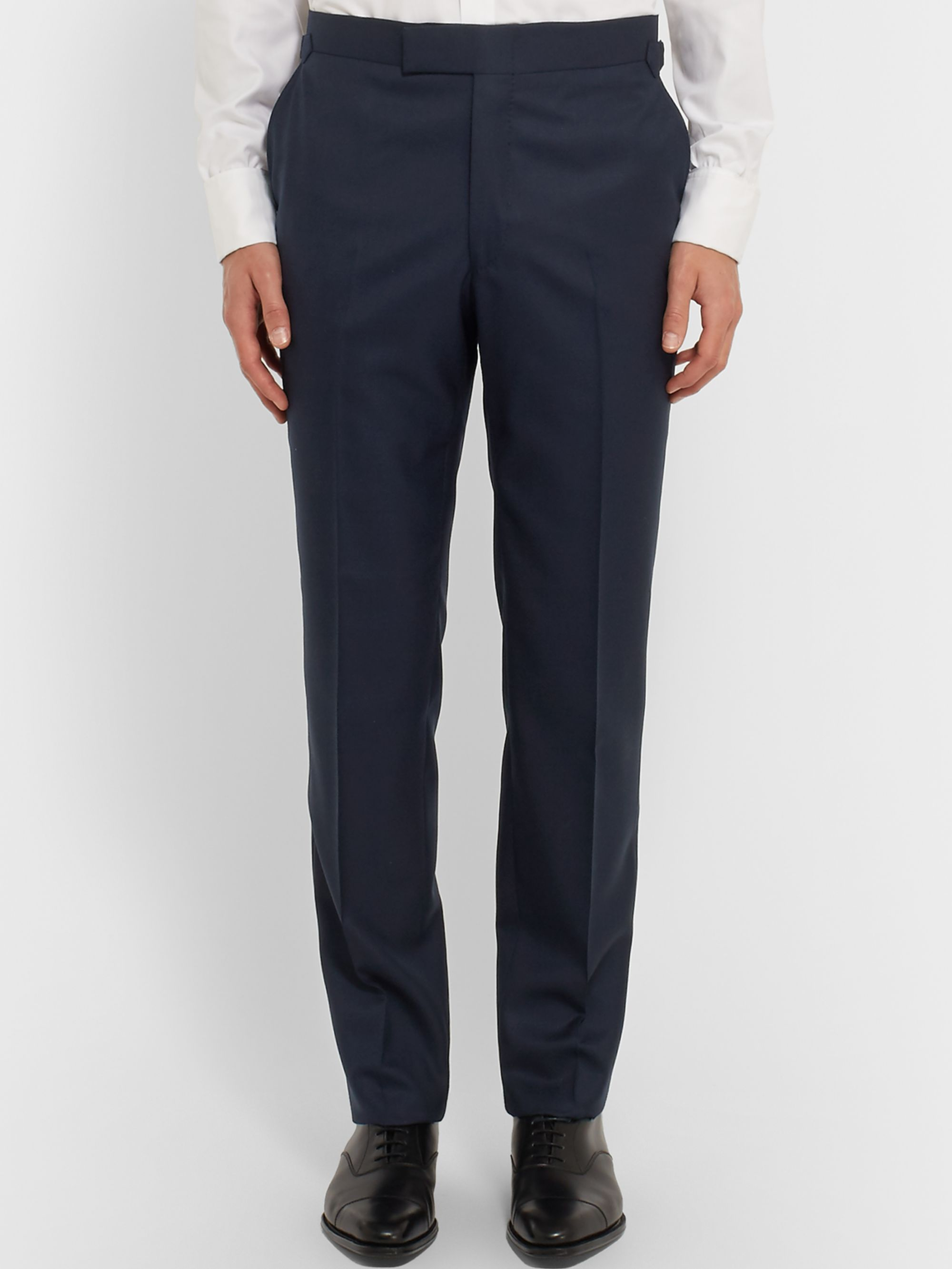 Kingsman Harry's Navy Super 120s Wool Suit