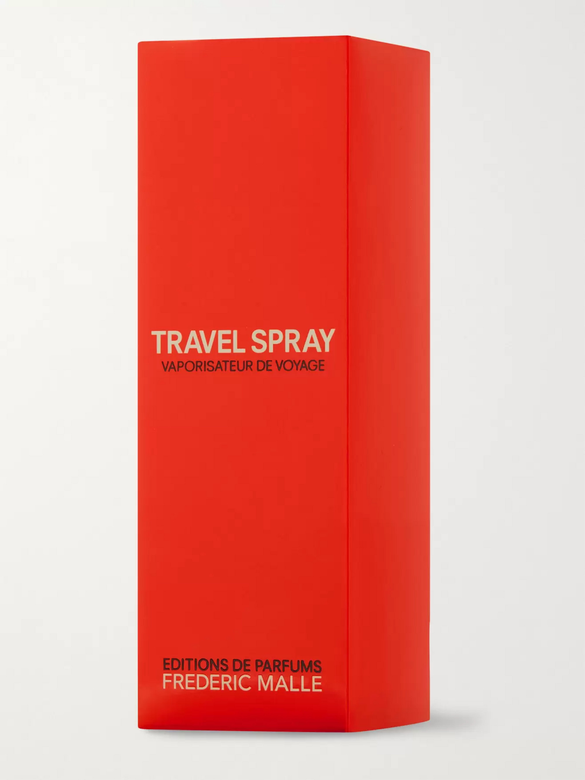 Frederic Malle Travel Spray Case