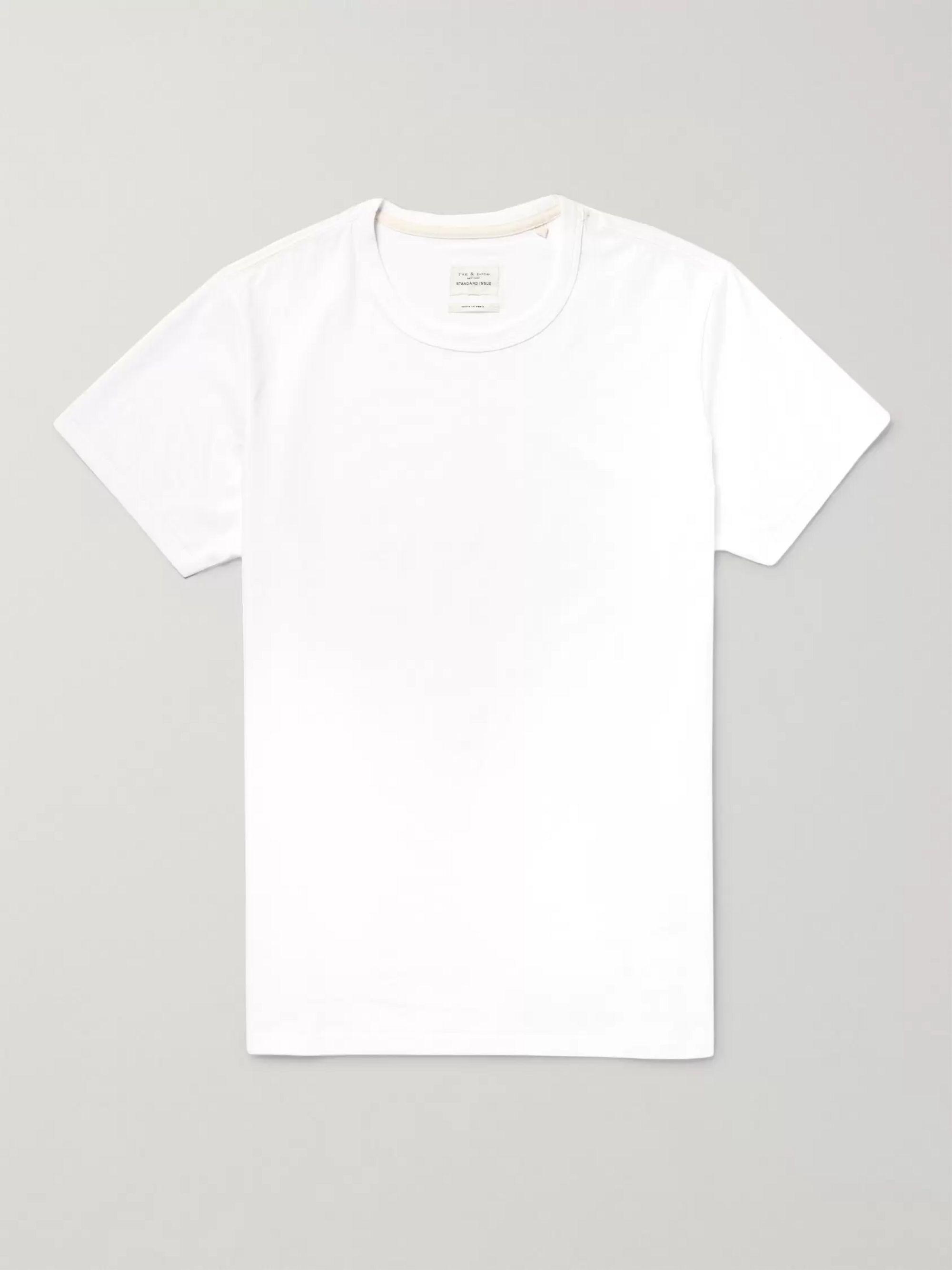 c03393e1a3 Standard Issue Cotton-Jersey T-Shirt