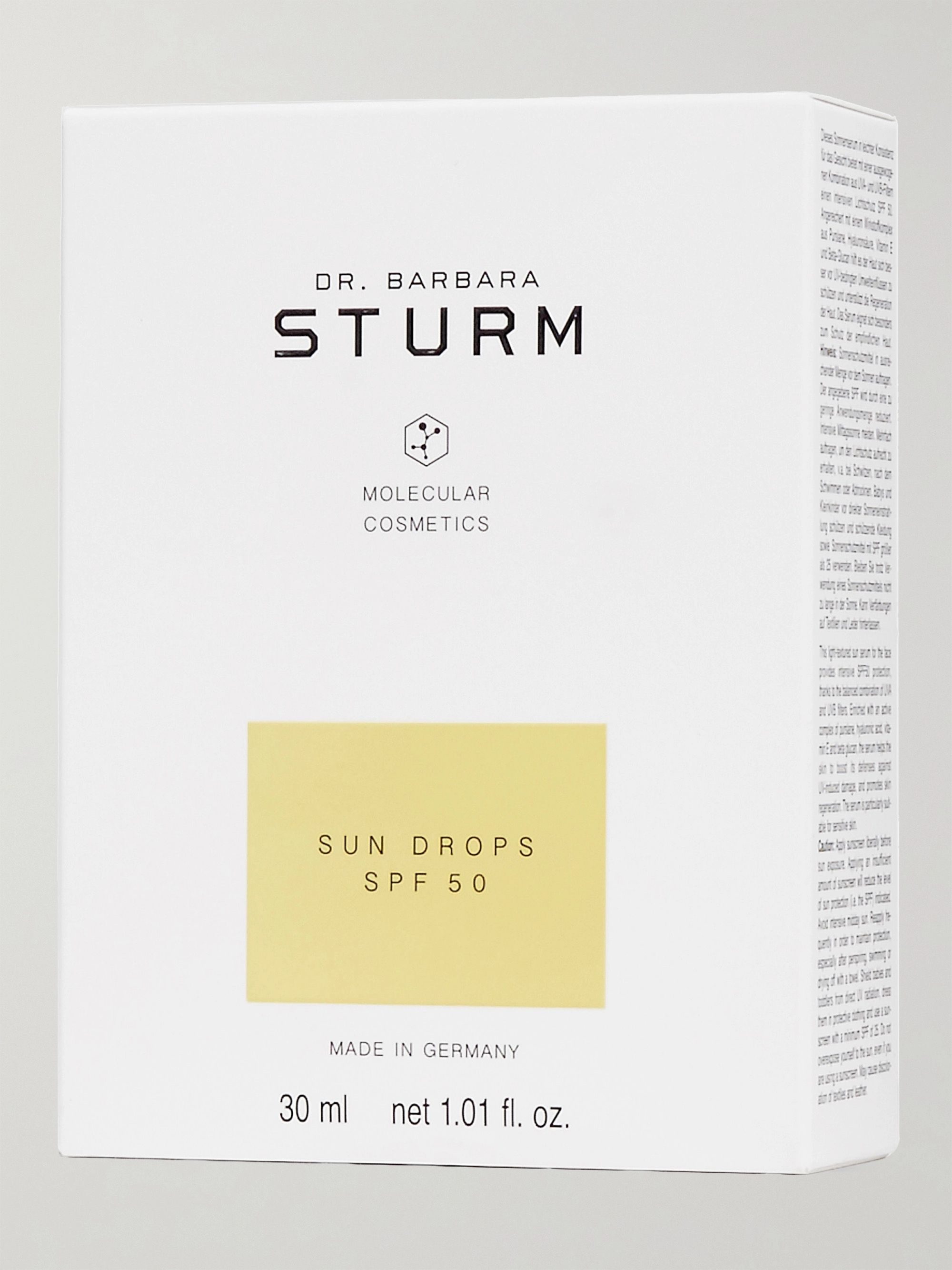 Dr. Barbara Sturm Sun Drops SPF50, 30ml
