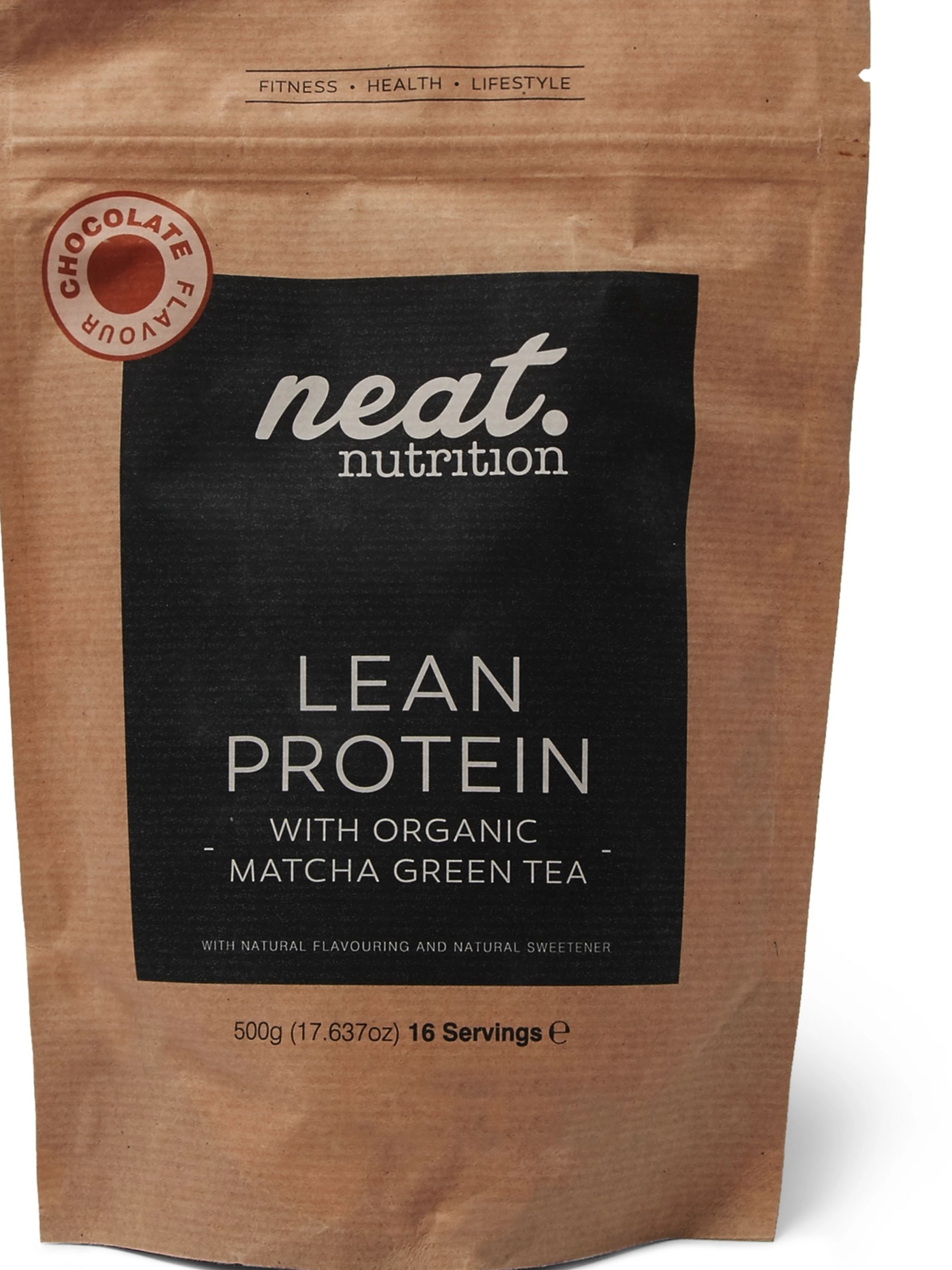Neat Nutrition Lean Protein - Chocolate Flavour, 500g