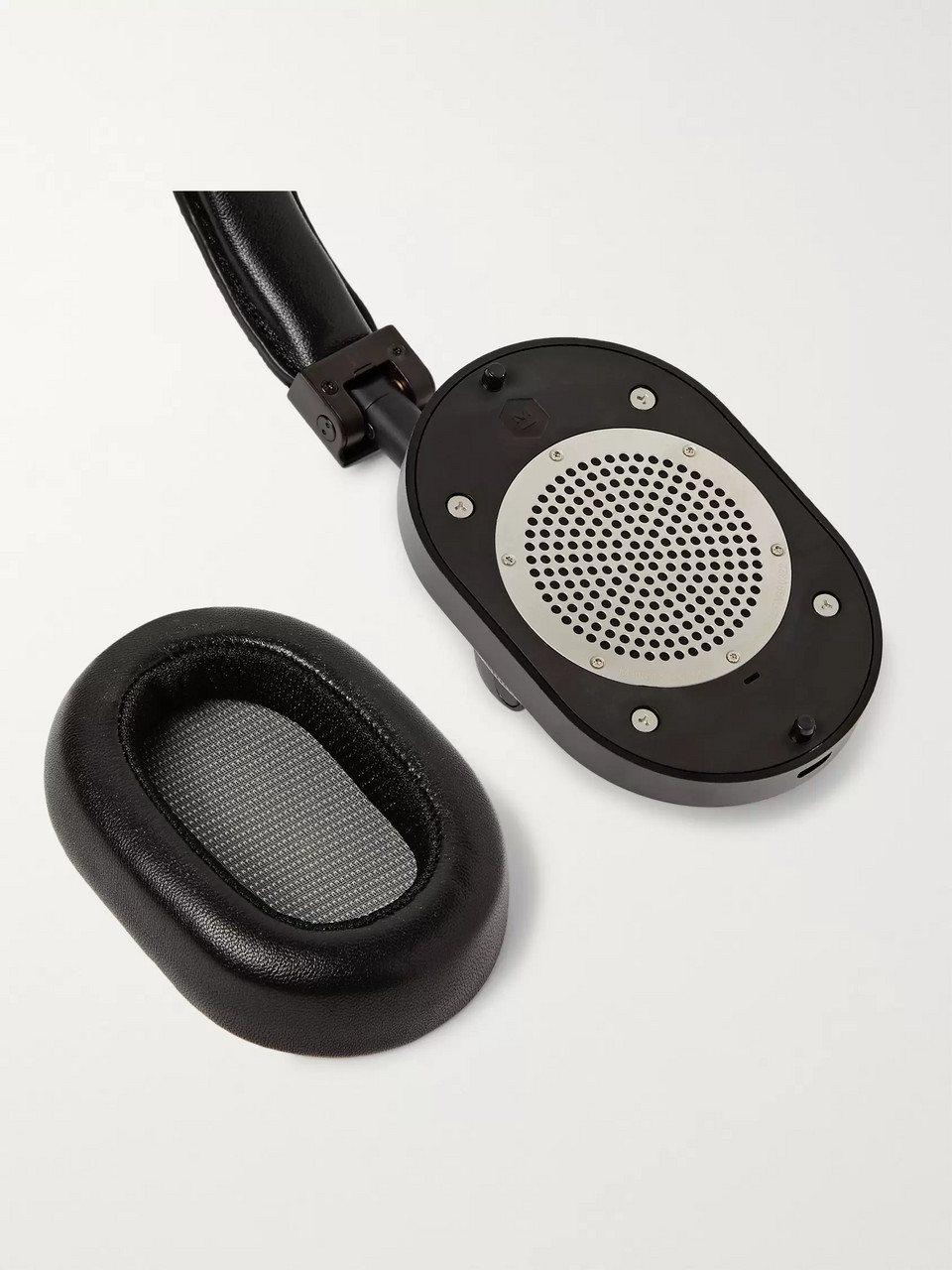 Master & Dynamic MW60 Leather Wireless Over-Ear Headphones