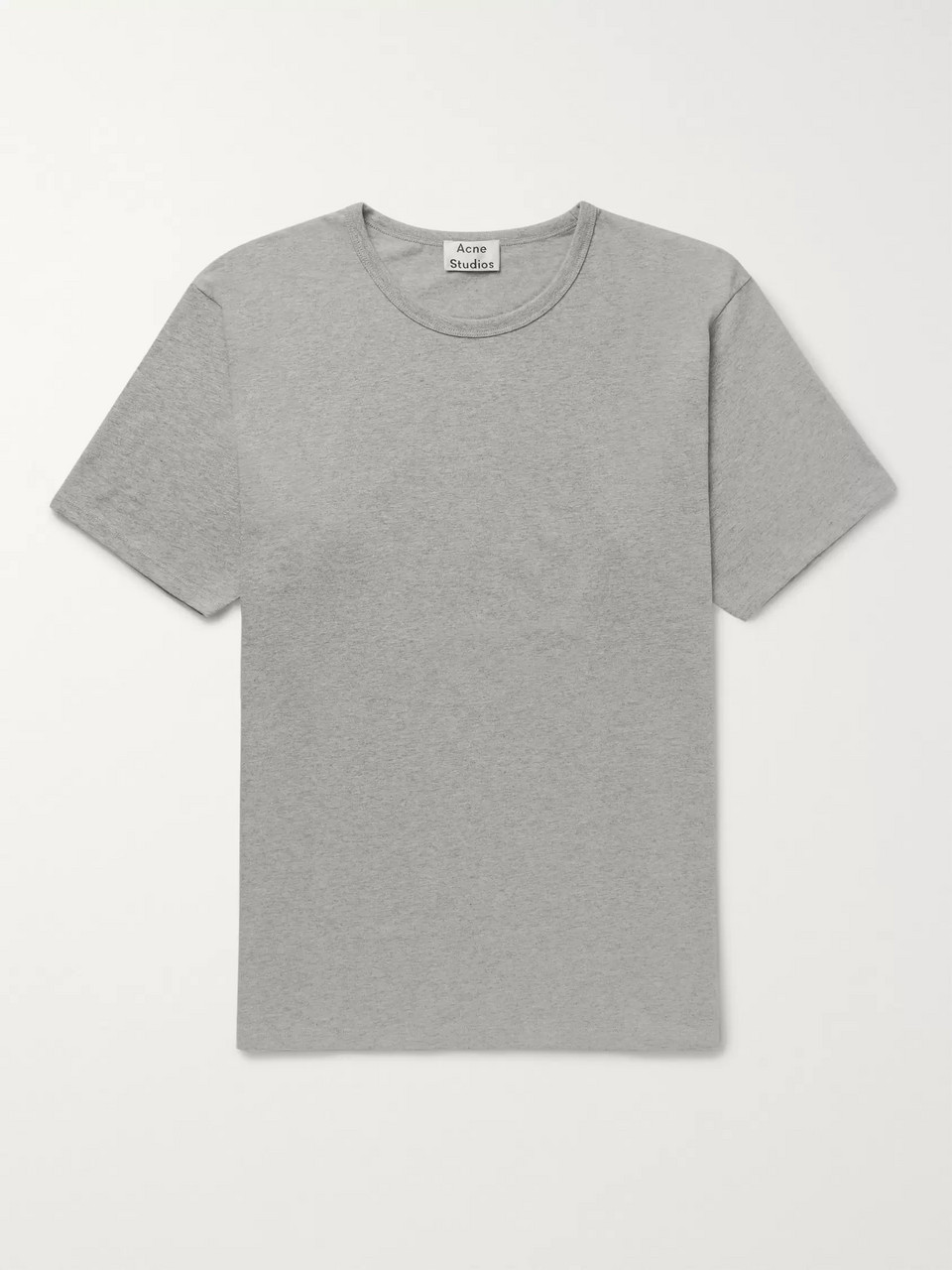 Acne Studios Niagara Cotton-Jersey T-Shirt