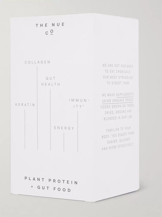 The Nue Co. Plant Protein + Gut Food, 200g