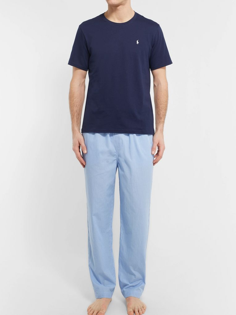 Polo Ralph Lauren Gingham Cotton Pyjama Trousers