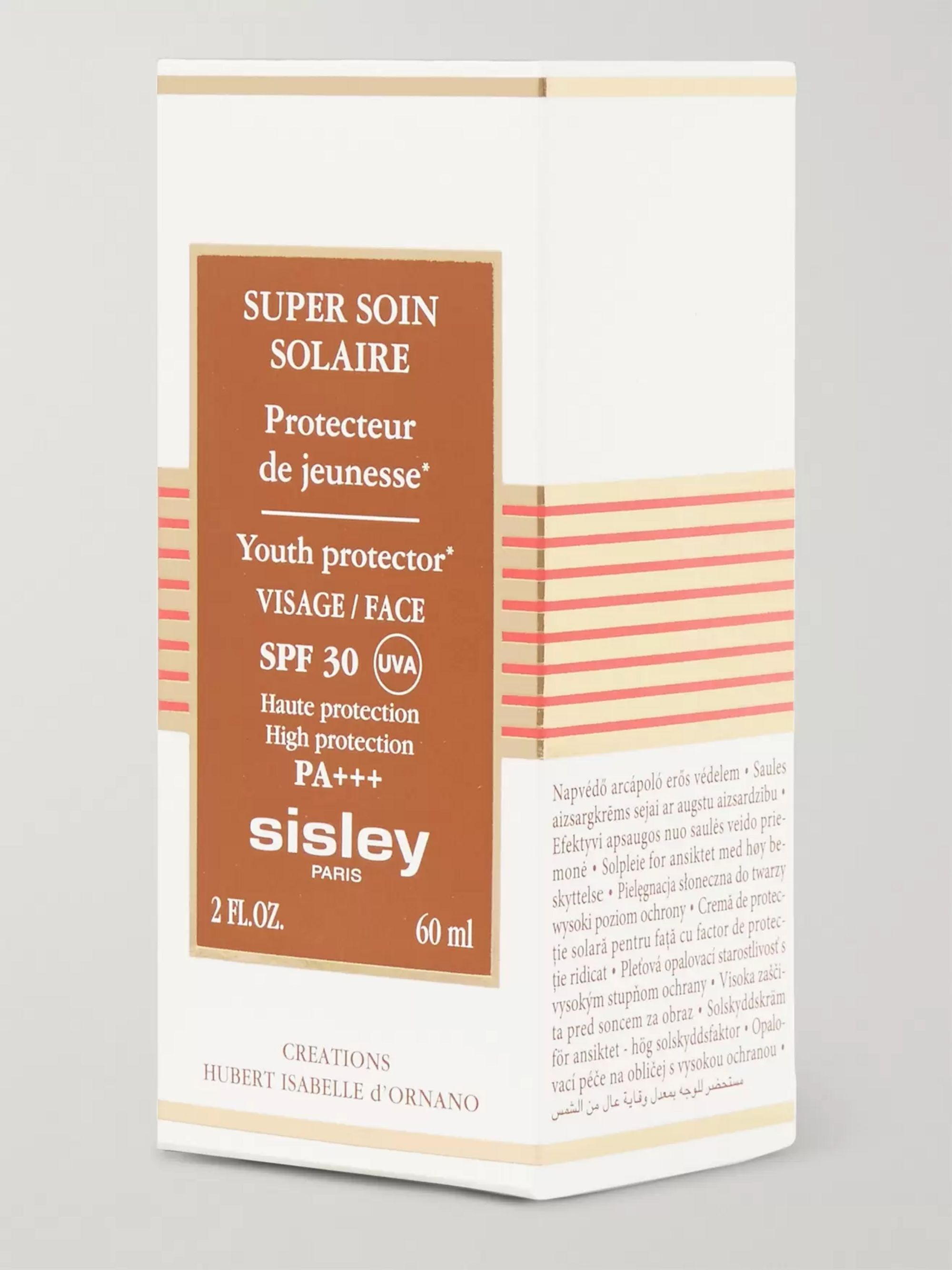 Sisley Super Soin Solaire Facial Youth Protector SPF30, 60ml