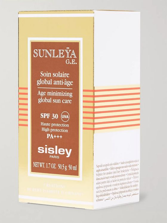 Sisley - Paris SUNLEYA G.E. Age Minimizing Global Sun Care SPF30, 50ml