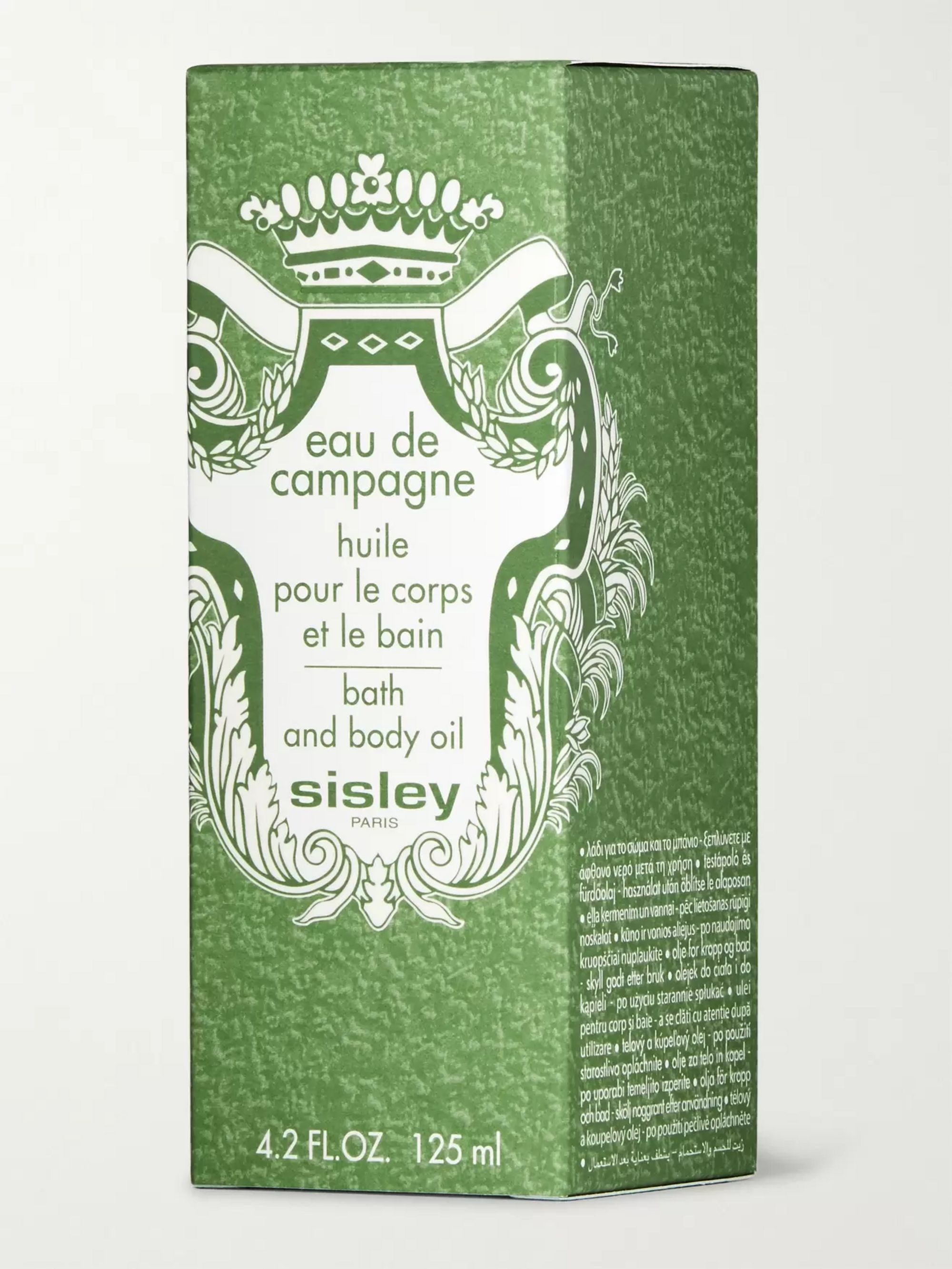 Sisley Eau de Campagne Bath and Body Oil, 125ml