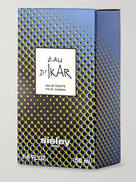 Sisley Eau D'Ikar Eau de Toilette - Bergamot, Lemon & Orange, 50ml
