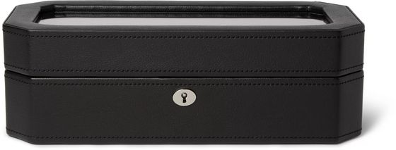 WOLF Windsor 5-Piece Watch Box