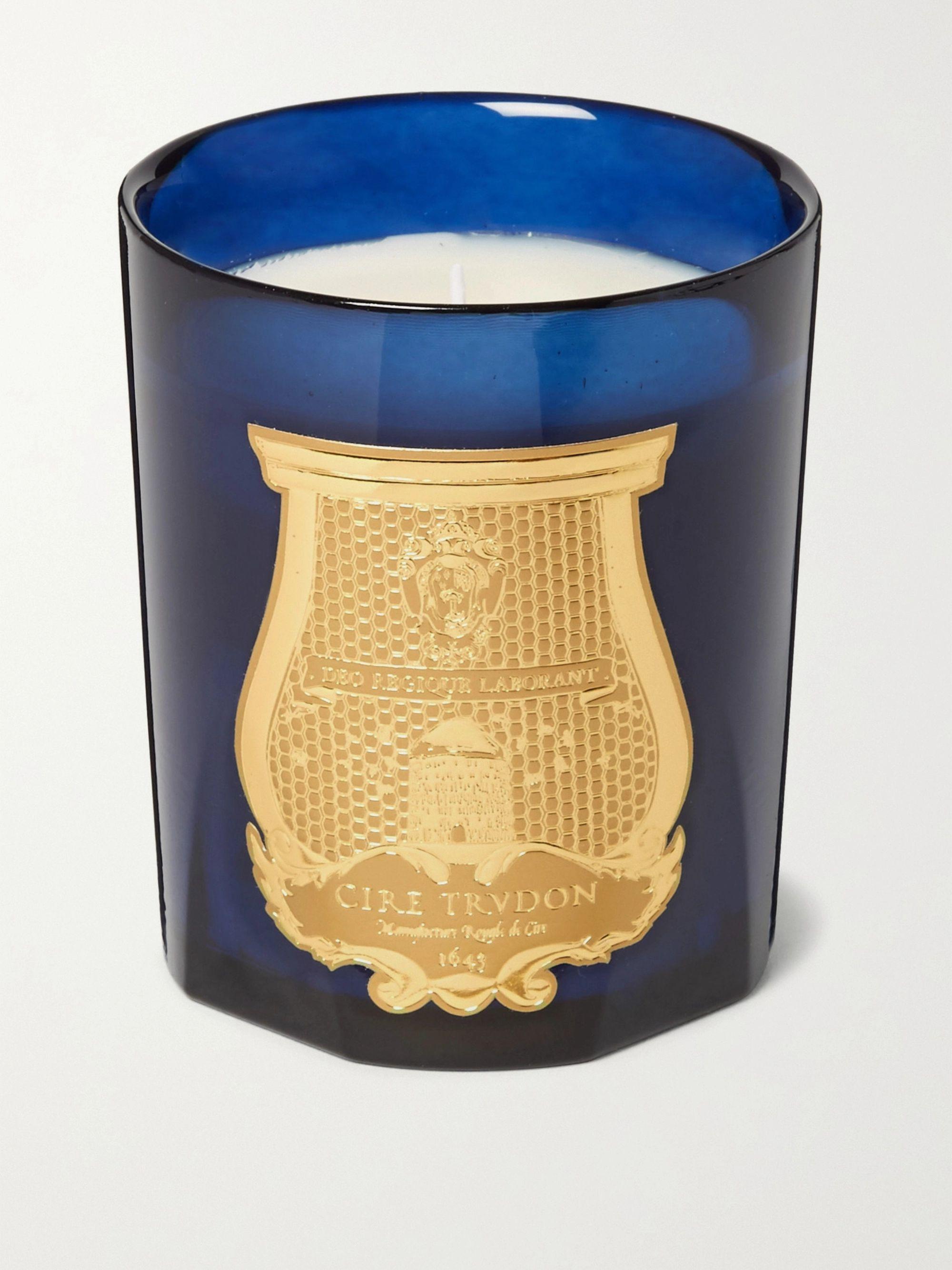 씨흐트루동 캔들 Cire Trudon Tadine Scented Candle 270g,Blue