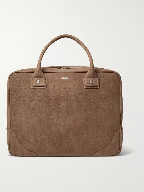 Connolly Full-Grain Nubuck Holdall