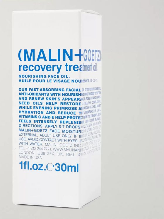 MALIN + GOETZ Recovery Treatment Oil, 30ml