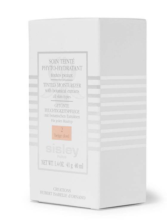 Sisley - Paris Tinted Moisturizer with Botanical Extracts - N2 Beige Dore, 40ml