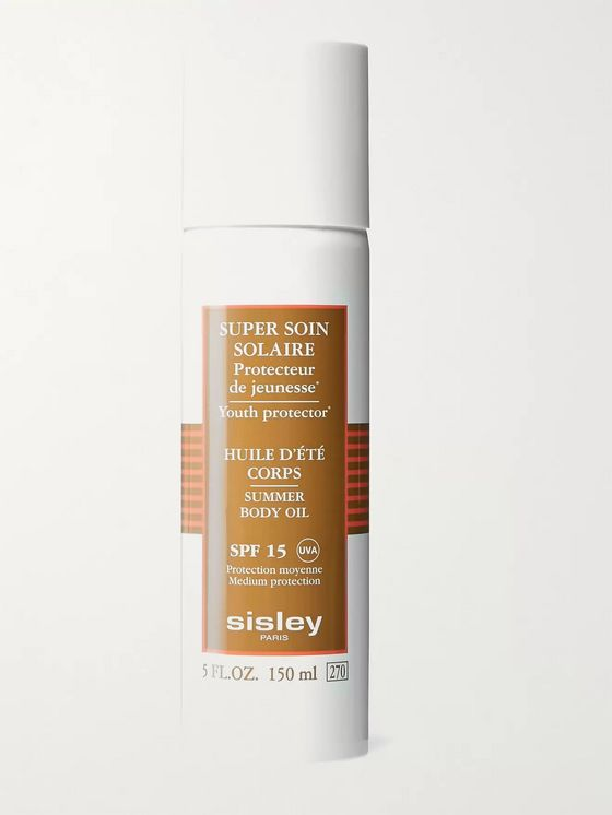 Sisley Super Soin Solaire Summer Body Oil SPF15, 150ml