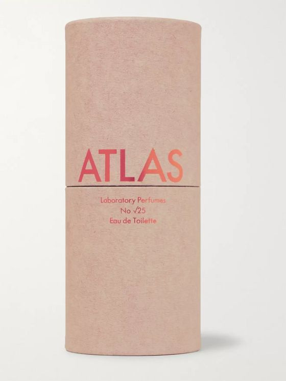 Laboratory Perfumes No. 25 Atlas Eau de Toilette, 100ml