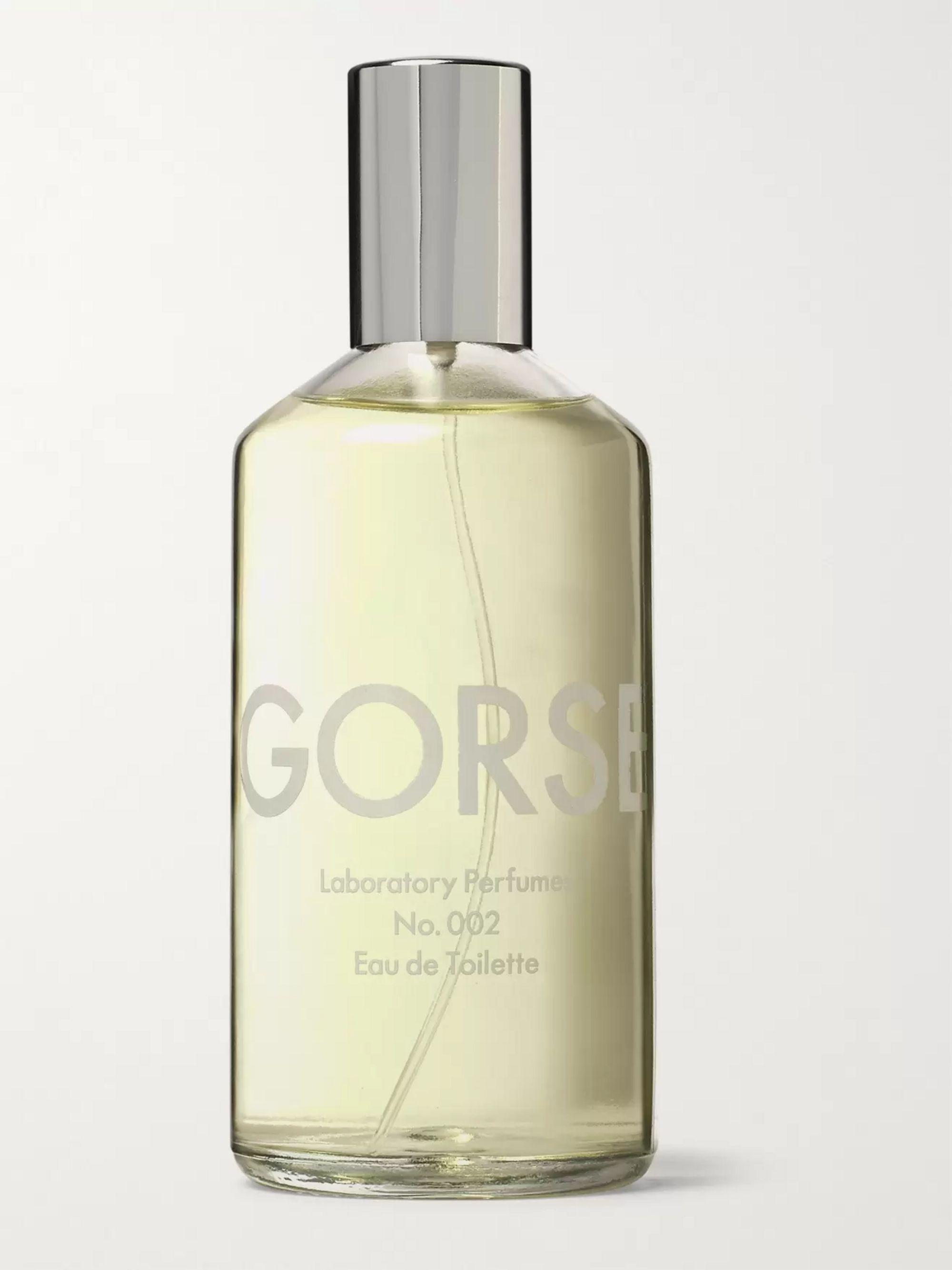 Laboratory Perfumes No. 002 Gorse Eau de Toilette, 100ml