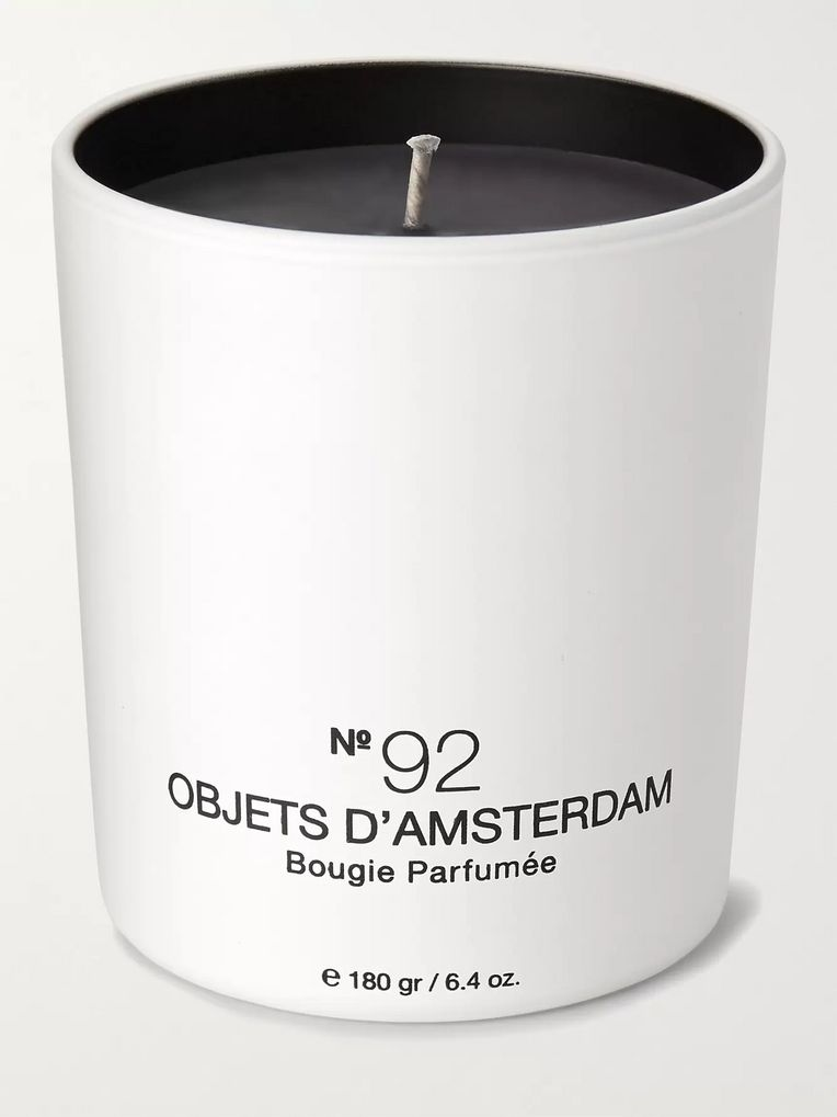 Marie-Stella-Maris No.92 Objets d'Amsterdam Scented Candle, 180g