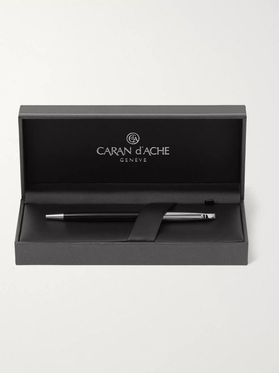 Caran d'Ache Madison Silver-Plated and Lacquer Mechanical Pencil
