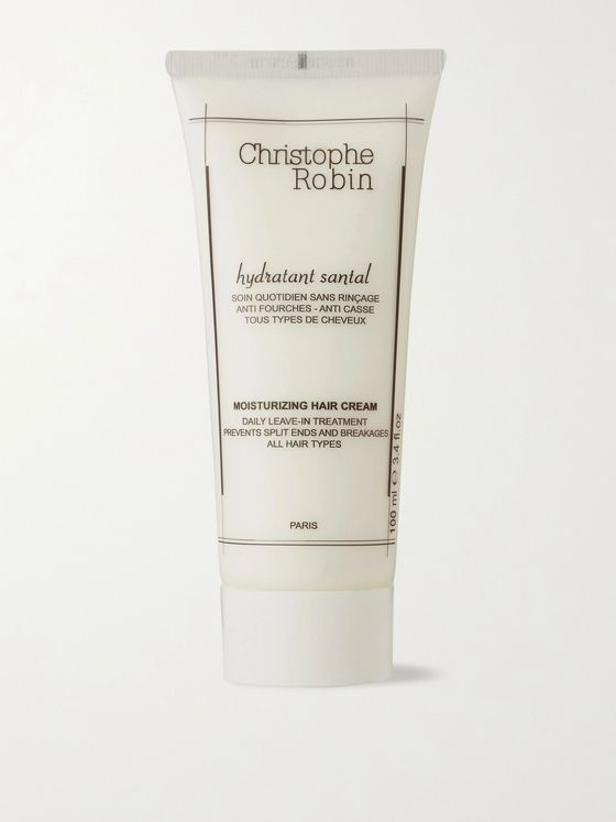 Christophe Robin Moisturizing Hair Cream, 100ml