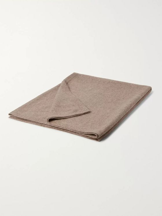 Soho Home Cashmere Cinema Blanket