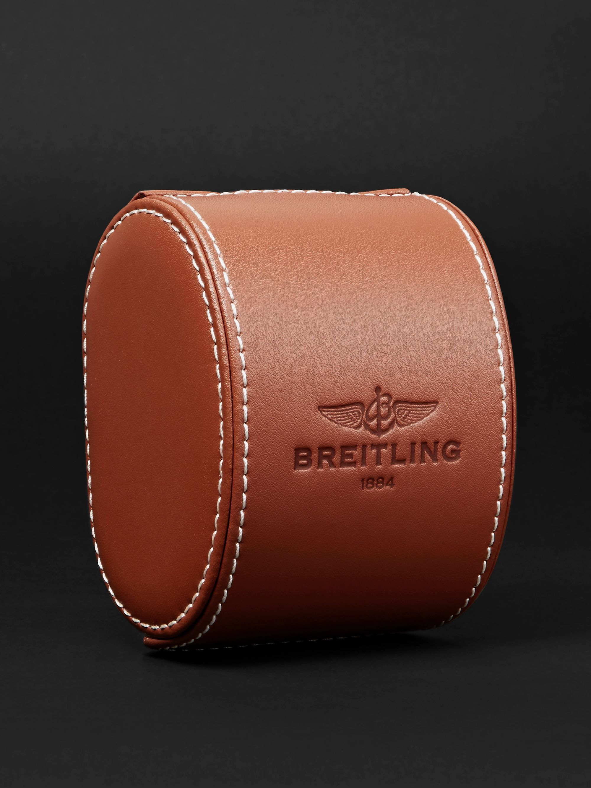 Breitling Superocean Héritage II B20 Automatic 42mm Stainless Steel, Red Gold and Rubber Watch, Ref. No. UB2010121B1S1