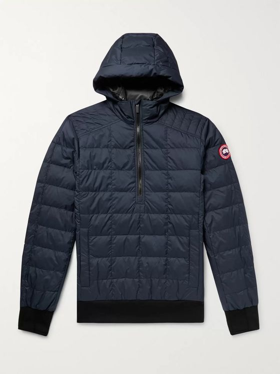 Canada Goose Wilmington Quilted Nylon Down Hooded Jacket