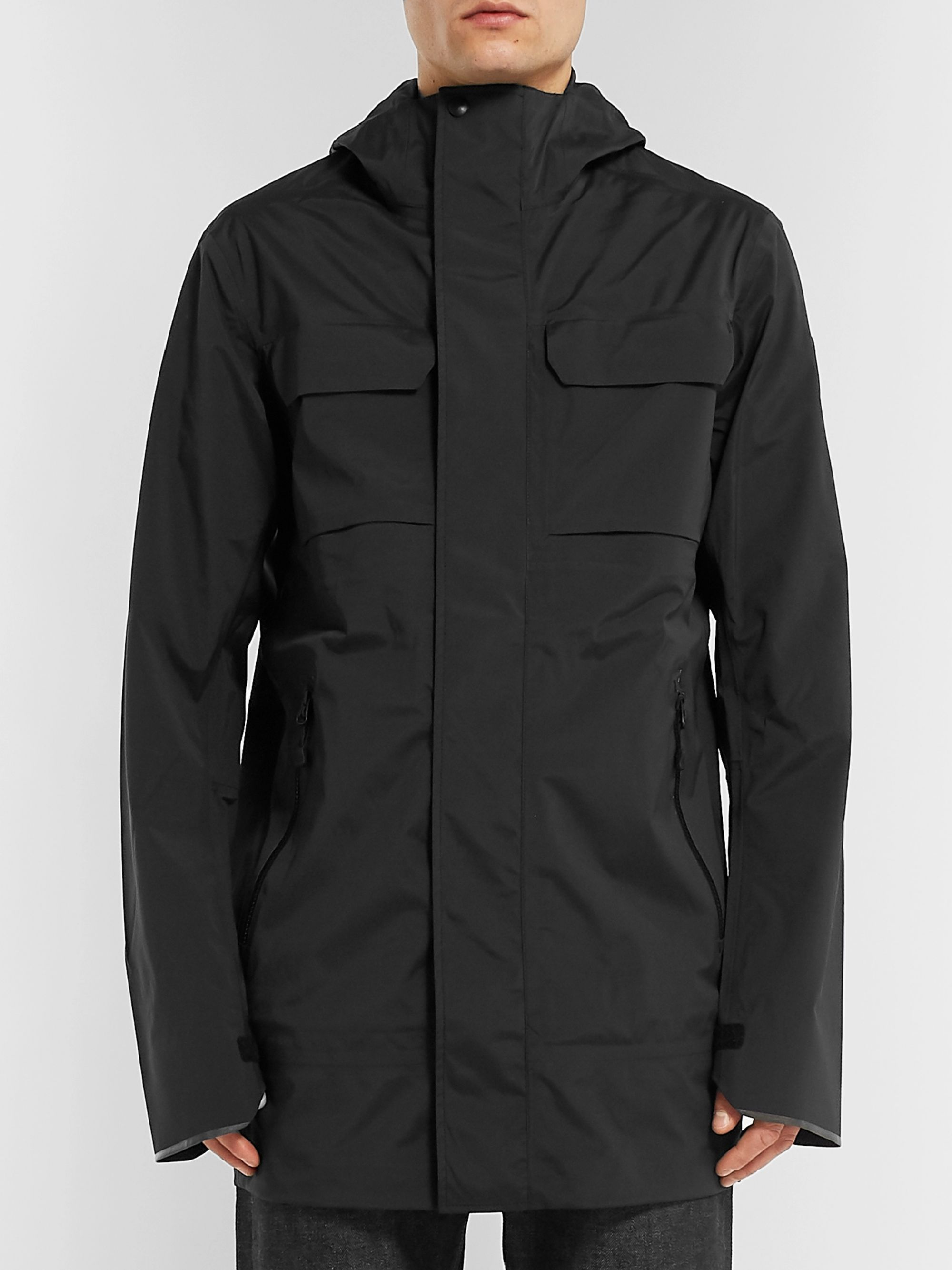 Canada Goose Wascana Shell Hooded Jacket