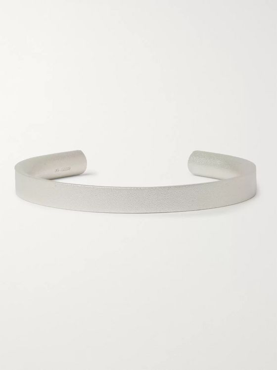 Alice Made This B8 Bancroft Barrelled Silver Cuff