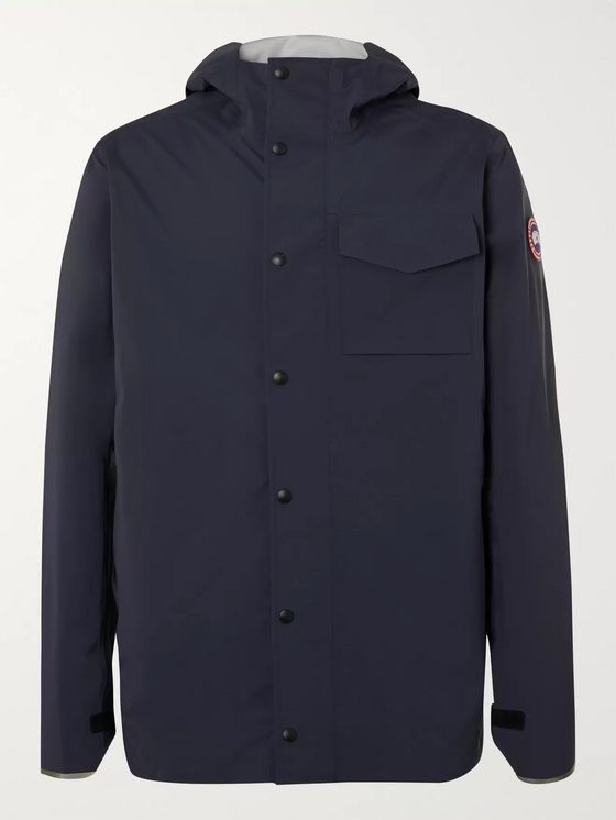 Canada Goose Nanaimo Shell Hooded Jacket