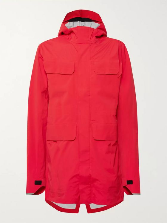 CANADA GOOSE Seawolf Tri-Durance Shell Hooded Jacket